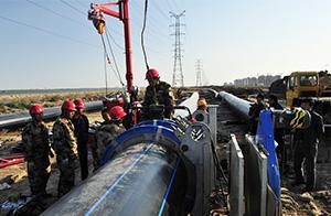 文安县引黄应急供水工程