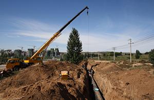 洮南市2013年饮水安全工程