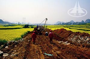 锡盟太仆寺旗2015年农田水利项目