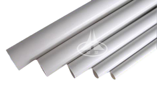 PVC白色管材