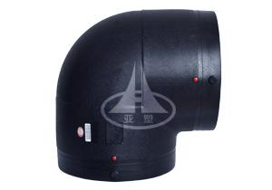 PE燃气电熔90°弯头